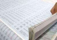 Визначено порядкові номери політичних партій у бюлетені