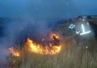 За вихідні дні ліквідовано три пожежі