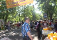 Фотозвіт з другого відкритого медового фестивалю у Роздільній