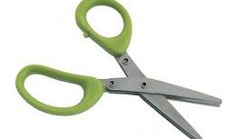 Як наточити ножиці за одну хвилину без спеціальних засобів
