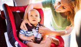 Відсьогодні, 20 листопада, водіїв штрафуватимуть за перевезення дітей без автокрісла