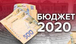 Бюджет-2020. На що підуть державні гроші?