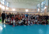 У Роздільній відбулася Відкрита першість Одеської області з волейболу