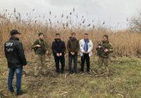 На Одещині зупинили канал незаконного переправлення до України громадян Туреччини