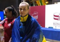 Українська важкоатлетка виграла етап Кубка світу