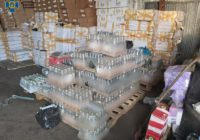 В Одесі СБУ блокувала масштабний збут контрафактної алкогольної продукції