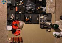 СБУблокувала незаконний збут зброї. Серед організаторів – ексвійськові ЗСУ