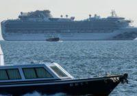 Коронавірус: хворого українця з круїзного лайнера в Японії відправили до лікарні