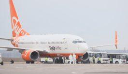 Літак з евакуйованими з Уханя прилетів до Харкова
