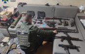 В ОдесіСБУпопередила нелегальний продаж зброї з району проведення ООС