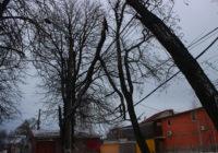 В Україні понад 200 населених пунктів – без світла через негоду