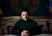 Зеленський: ворожа атака на Донбасі є спробою зірвати мирний процес