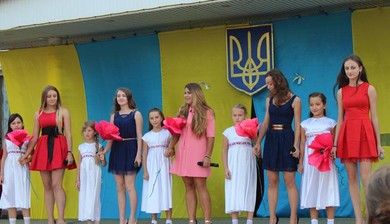 Роздільна, День Незалежності України - 2016