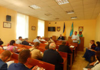 На сесії районної ради