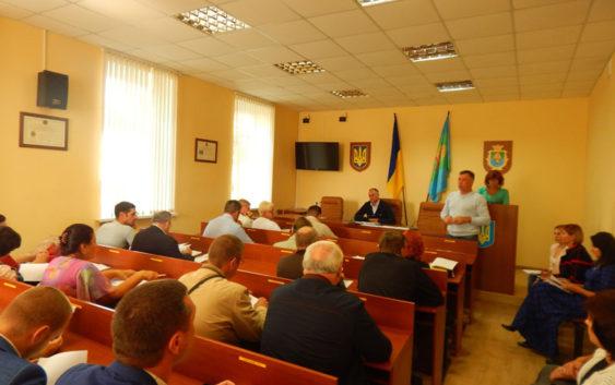 12-та сесія Роздільнянської районної ради