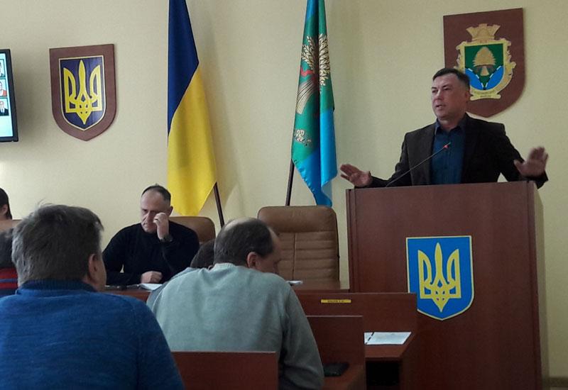 крилов с.м. заступник голови Роздільнянської районної ради