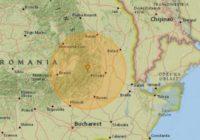 У Румунії стався землетрус, поштовхи докотилися до України