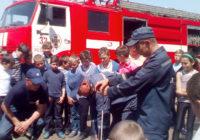 День цивільної оборони в школі