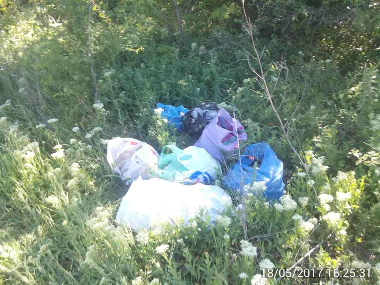 мусор раздельнянский район