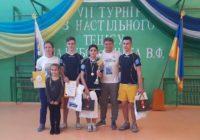 У Болгарській ЗОШ відбувся турнір з настільного тенісу пам'яті В.Ф. Фініка