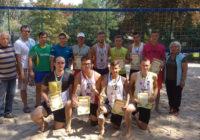 У Роздільній 24 серпня пройшов турнір з паркового волейболу