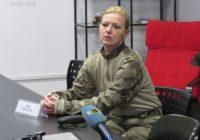 В історії української армії вже друга жінка отримала звання генерала