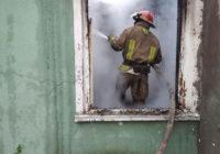 У селі Отрадове-2  ліквідували пожежу