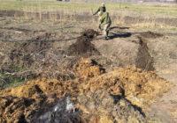 В Роздільнянському районі, на кордоні з Молдовою, прикордонники виявили трубопровід