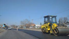 Триває капітальний ремонт дороги Р-33 на ділянці від Степанівки до Милолюбівки