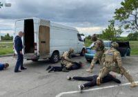 СБУрозслідує справу контрабандного ввезення до України майже 15 кілограмів димедролу з невизнаного Придністров'я