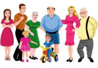 В яких випадках необхідно встановлювати факт родинних відносин?