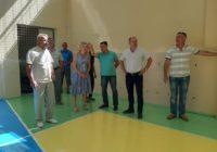 У Кучурганській ЗОШ відремонтували спортивну залу