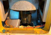 В Одесі попереджено контрабанду майже 60 кілограмів кокаїну з Латинської Америки