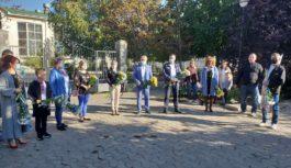 14 жовтня роздільнянці вшанували захисників України, фото
