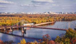 Жовтень у Києві став найтеплішим за 140 років