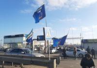 В Одесі протестує «7-й кілометр»: мають намір ночувати на перекритій дорозі