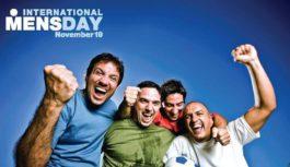 19 листопада – Міжнародний день чоловіків