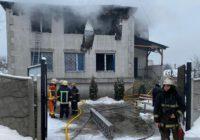 У Харкові сталася пожежа в будинку для літніх людей, 15 загиблих