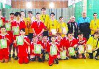 Першість Одеської області з волейболу серед юнаків
