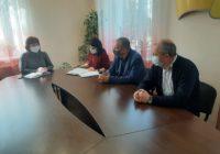 Спільна робоча поїздка керівників району до Степанівської та Лиманської ОТГ