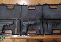 В Одесі СБУ попередила збут вогнепальної зброї