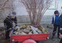 Генеральне прибирання у Новоукраїнському старостинському окрузі