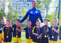 Дві команди ДЮФК «Роздільна» гідно виступили на престижних змаганнях в Одесі