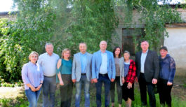 """Колектив редакції газети """"Вперед"""" привітали з Днем журналіста"""