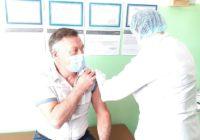 """Роздільнянці отримують другу дозу вакцини """"АstraZeneca"""""""