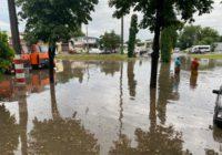 Одесу накрила найсильніша за останні вісім років злива