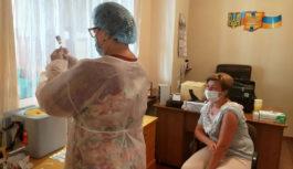 31 липня та 1 серпня у Роздільній продовжиться вакцинація всіх охочих