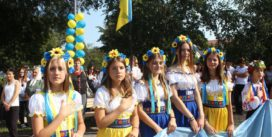 День Незалежності України: фото з ранкових урочистостей у Роздільній