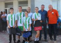 Команда Кам᾽янського старостинського округу здобула перемогу