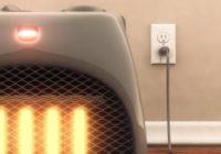 Основні правила експлуатації електричних обігрівачів